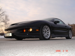 gepruftes 1999 Pontiac Firebird