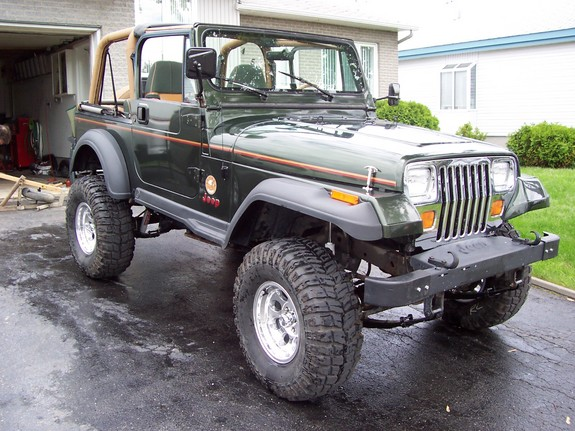 Patyj 1995 Jeep Yj Specs Photos Modification Info At
