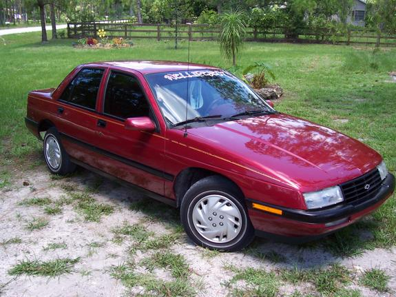 Wellireject 1993 Chevrolet Corsica Specs Photos