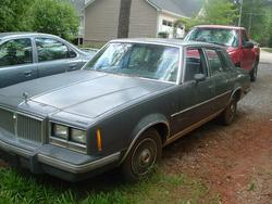 Another exploitedpunx 1986 Pontiac Bonneville post... - 6406443
