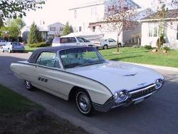 MoutainDews 1963 Ford Thunderbird
