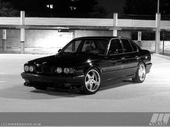 shragon's 1995 BMW 5 Series