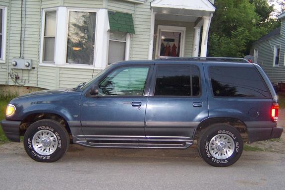 22+ 1998 Mercury Mountaineer