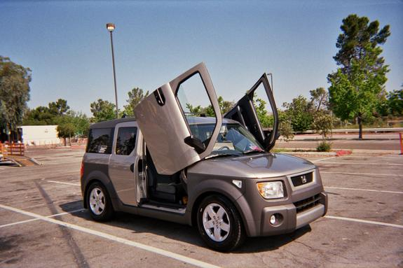 creasechan 2003 Honda Element 6414375