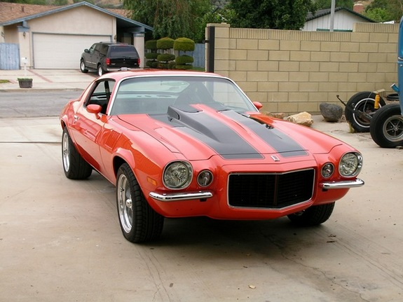 W1lliam 1971 Chevrolet Camaro 6358648
