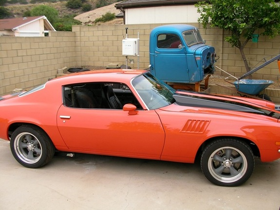 W1lliam 1971 Chevrolet Camaro 6358650