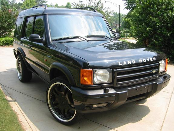 Southerndisco2 2000 Land Rover Discovery Specs Photos