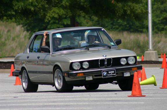 Tim_in_N_FL 1987 BMW 5 Series