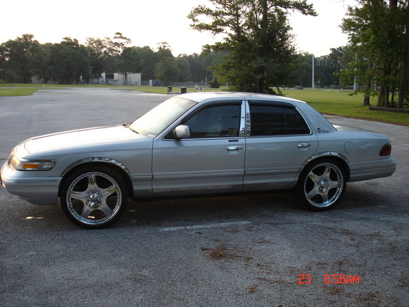Another navycop2005 1996 Mercury Grand Marquis post... - 6416308