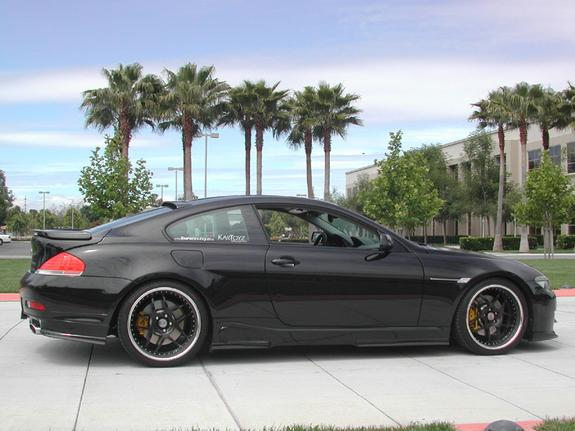 HamannPOWER BMW Series Specs Photos Modification Info At - Bmw 645ci horsepower