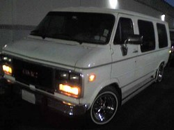 Box_Cruiser07s 1995 GMC Vandura 1500