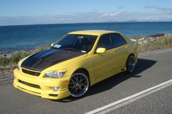 mixtnutz532s 2001 Lexus IS