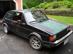 gtibeasts 1983 Volkswagen Rabbit