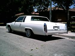 deejaybobbys 1982 Cadillac DeVille
