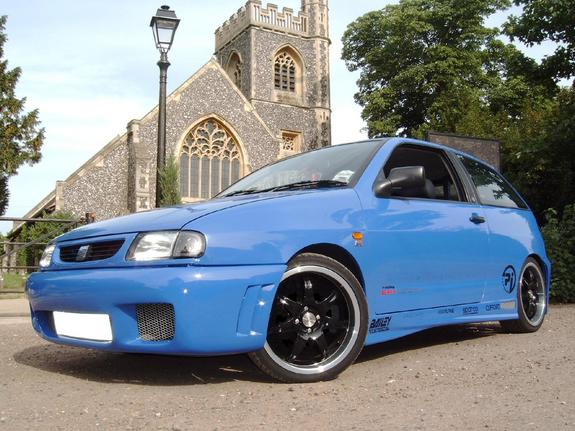 customcupra 1999 seat ibiza specs photos modification info at cardomain. Black Bedroom Furniture Sets. Home Design Ideas