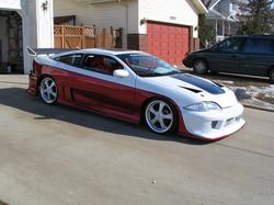 Chop_Tops 2001 Chevrolet Cavalier