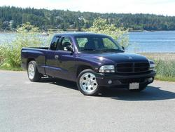 Venom_Dakota 1999 Dodge Dakota Regular Cab & Chassis