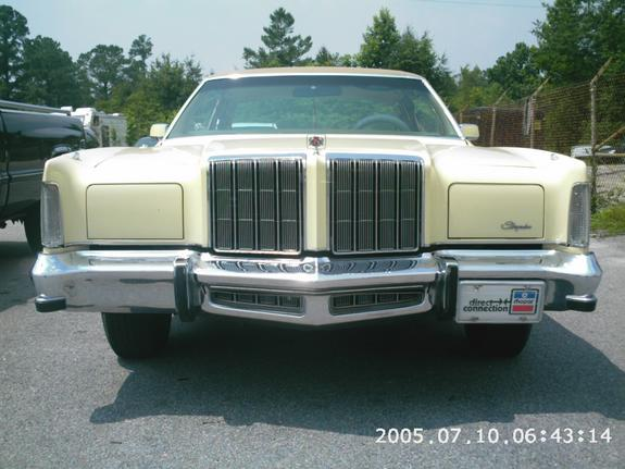 usschrysler's 1978 Chrysler New Yorker