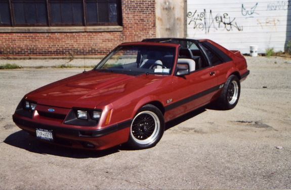 Another jaztaylor 1985 Ford Mustang post    Photo 6430464