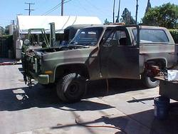 Another camok5 1987 Chevrolet Blazer post... - 6430914