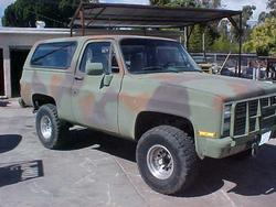 Another camok5 1987 Chevrolet Blazer post... - 6430953
