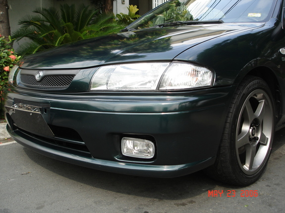 Another Miles2Lo 1998 Mazda Protege post... - 6432381