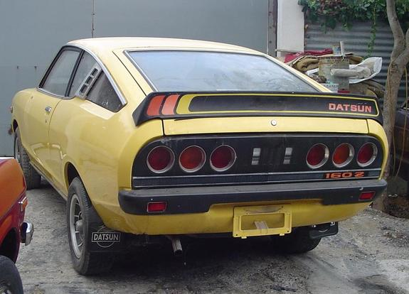 Car Part Datsun Z Parts