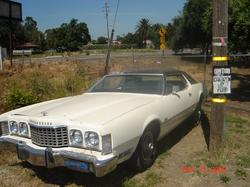 tswilliamss 1973 Ford Thunderbird