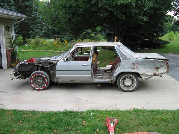Another donniezyeah 1978 Ford Fairmont post... - 6361259