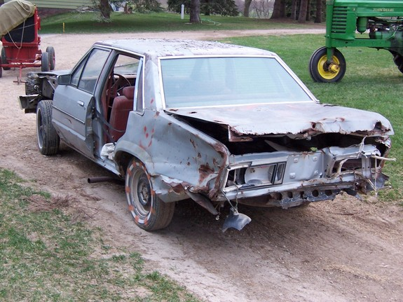 Another donniezyeah 1978 Ford Fairmont post... - 6361271