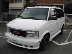 Import_Racer2005s 1996 GMC Safari Passenger