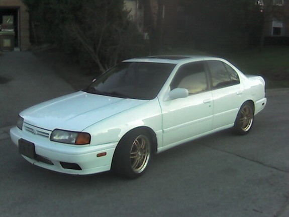 Another tophnoso 1991 Infiniti G post... - 6440798