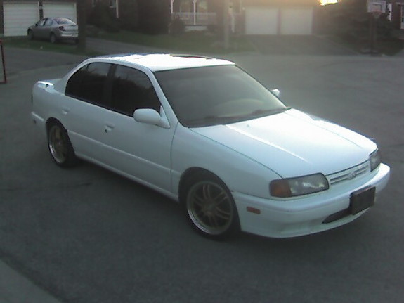 Another tophnoso 1991 Infiniti G post... - 6440800