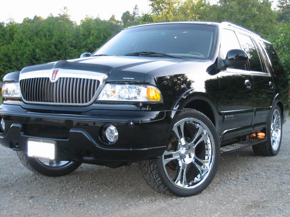 Thabusdriver 2000 lincoln navigator specs photos modification info at cardomain 2000 lincoln navigator interior