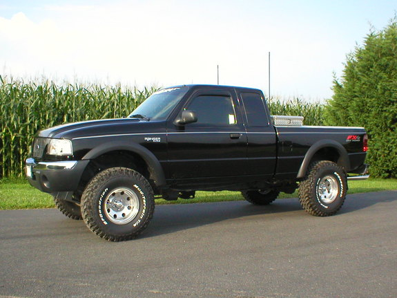 Fordboyfx4 2002 Ford Ranger Regular Cab Specs Photos