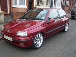 wayne221981s 1994 Renault Clio