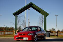 1996EK9s 1996 Honda Civic