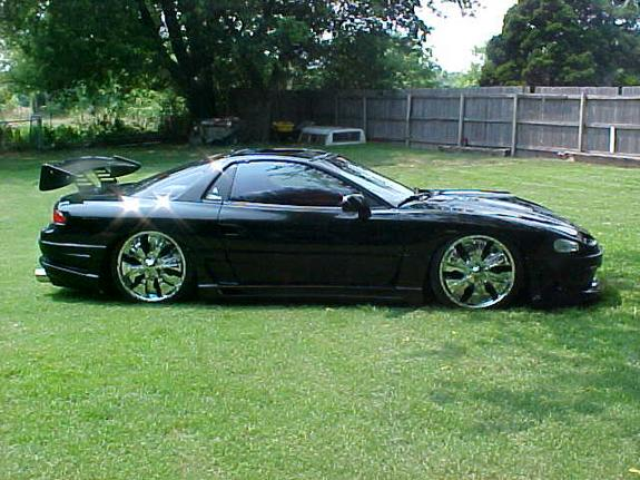 Slamman 1994 Mitsubishi 3000gt Specs Photos Modification