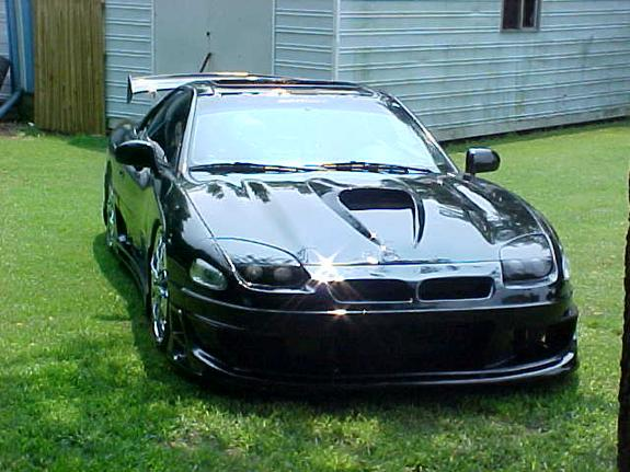 Slamman 1994 Mitsubishi 3000gt Specs Photos Modification Info At Cardomain