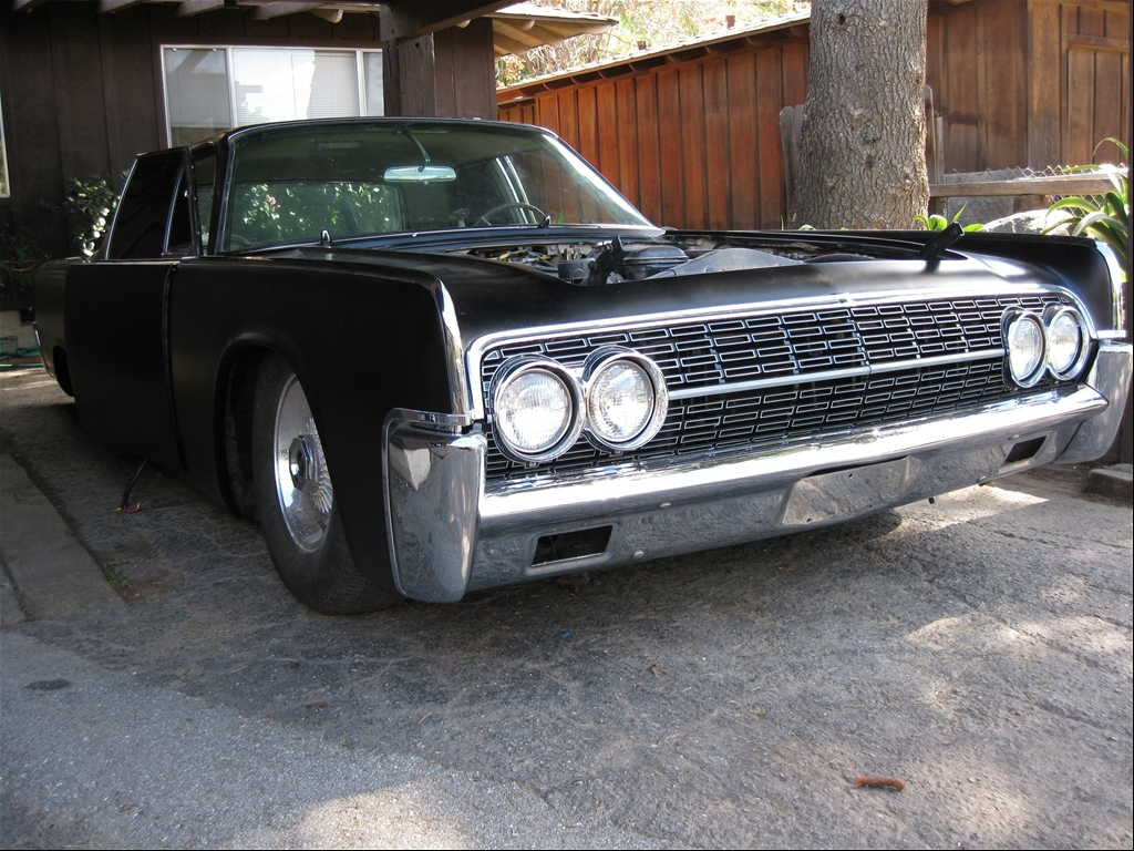 Mike's Lincoln Continental