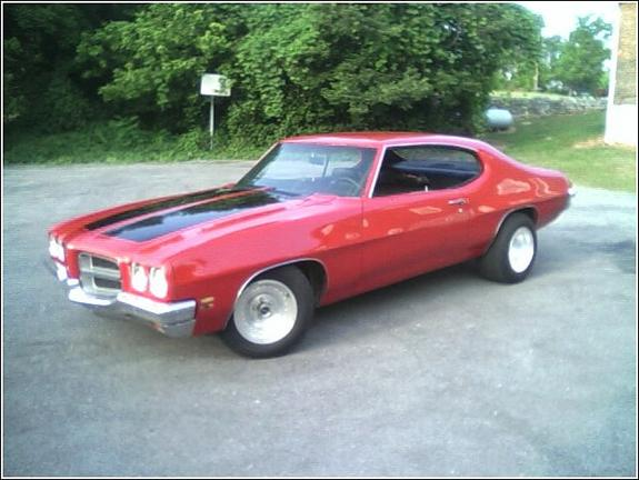 1972 pontiac le mans - photo #32