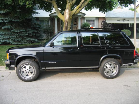 Another iicapt 1994 GMC Jimmy post... - 6445983