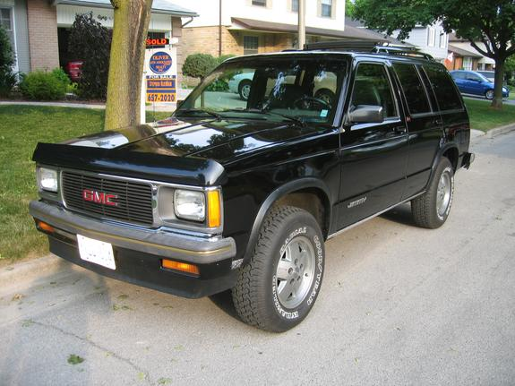 Another iicapt 1994 GMC Jimmy post... - 6445984