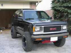 iicapts 1994 GMC Jimmy
