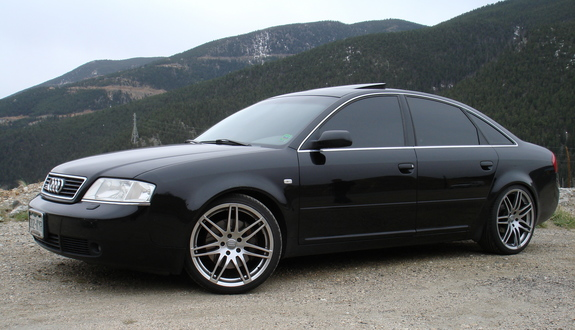 pnoy kai 2001 audi a6 specs photos modification info at cardomain. Black Bedroom Furniture Sets. Home Design Ideas