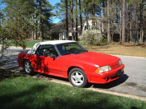 pure5oh 1991 Ford Mustang