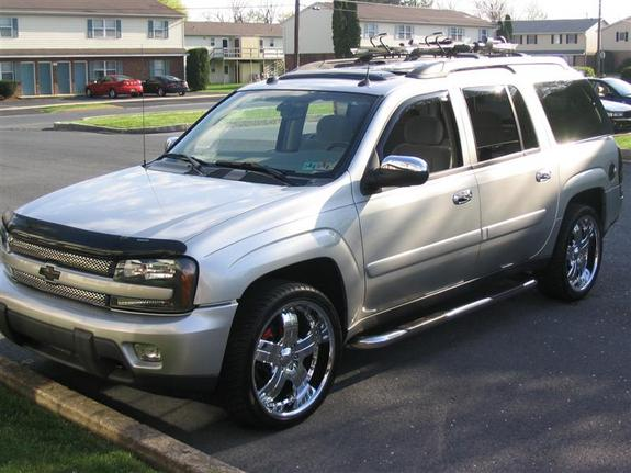 dh4645's 2005 Chevrolet TrailBlazer
