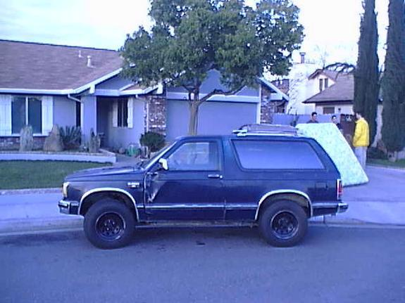 Another Down8 1983 Chevrolet Blazer post... - 6454261