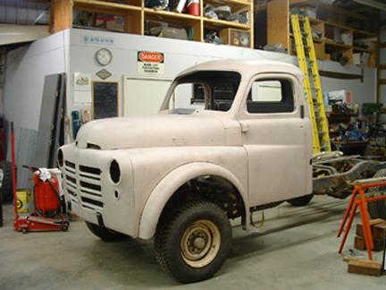 1949 Dodge Ram 1500 Regular Cab