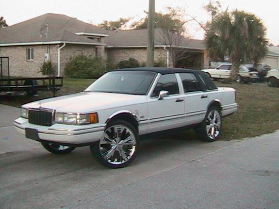 doinitbigin321's 1991 Lincoln Town Car